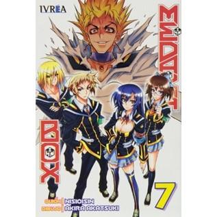 MEDAKA BOX 07 (COMIC)