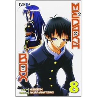 MEDAKA BOX 08 (COMIC)