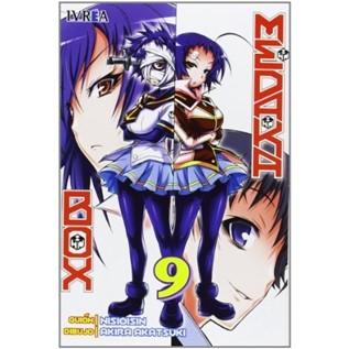 MEDAKA BOX 09 (COMIC)