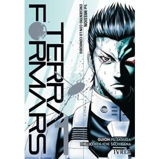 TERRA FORMARS 01 (COMIC)