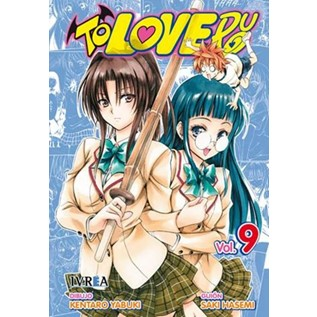 TO LOVE RU 09 (COMIC)