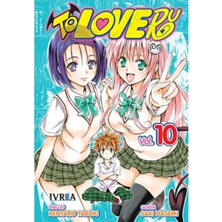 TO LOVE RU 10 (COMIC)