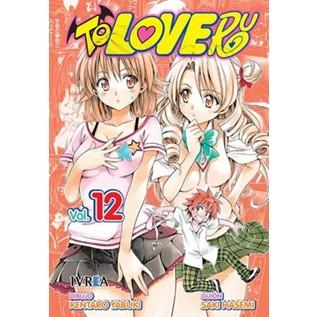 TO LOVE RU 12 (COMIC)