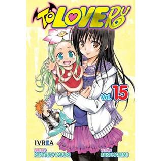 TO LOVE RU 15 (COMIC)