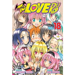TO LOVE RU 18 (COMIC)