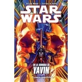 STAR WARS: A LA SOMBRA DE YAVIN VOL. 01