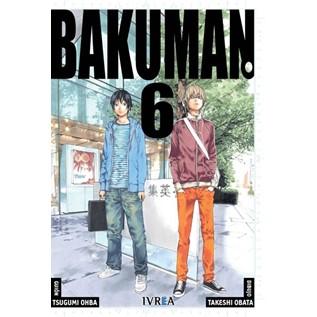 BAKUMAN 06