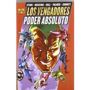 LOS PODEROSOS VENGADORES 06. PODER ABSOLUTO (MARVE
