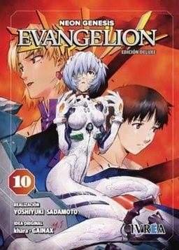EVANGELION EDICION DELUXE 10