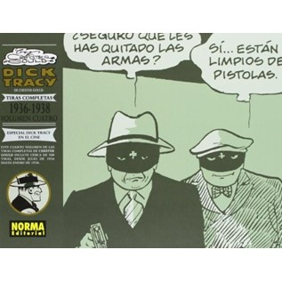 DICK TRACY. LAS TIRAS COMPLETAS 04