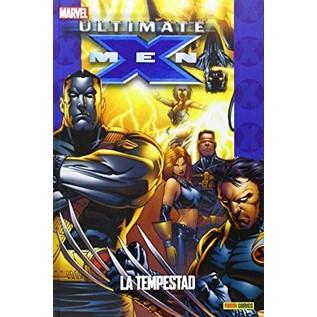 ULTIMATE X-MEN 08: LA TEMPESTAD  (COLECCIONABLE ULTIMATE 37)