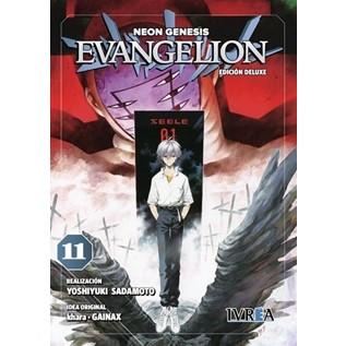 EVANGELION EDICION DELUXE 11