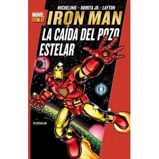IRON MAN: LA CAIDA DEL POZO ESTELAR