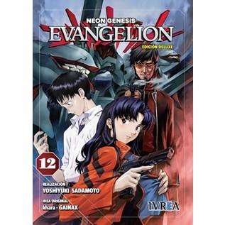 EVANGELION EDICION DELUXE 12