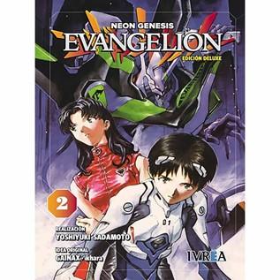 EVANGELION EDICION DELUXE 02