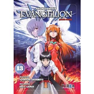 EVANGELION EDICION DELUXE 13