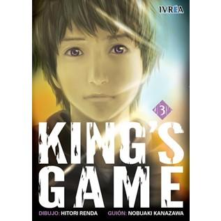 KING'S GAME 03