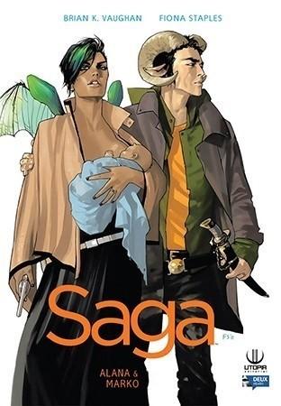 SAGA 01: ALANA & MARCO