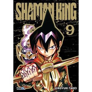 SHAMAN KING 09