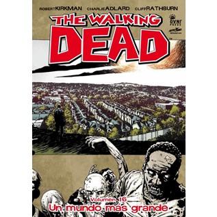 THE WALKING DEAD TOMO 16 **RE**