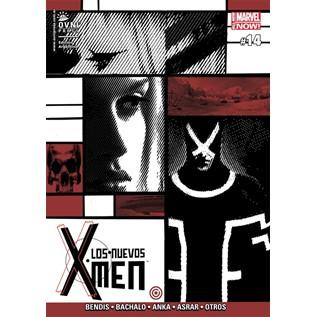 LOS NUEVOS X-MEN 14 MARVEL NOW!