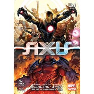 AXIS: AVENGERS - X-MEN 01