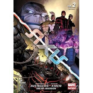 AXIS: AVENGERS - X-MEN 02