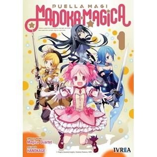 PUELLA MAGI MADOKA MAGICA 01 ** REEDICION **