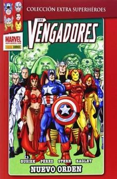 LOS VENGADORES 03. NUEVO ORDEN