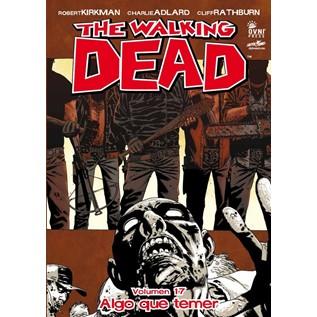 THE WALKING DEAD TOMO 17 **RE**