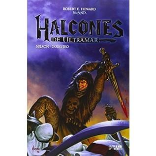HALCONES DE ULTRAMAR (VOLUMEN INTEGRAL)