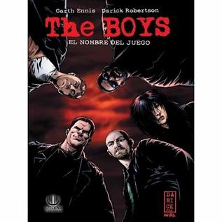 THE BOYS 01: EL NOMBRE DEL JUEGO
