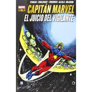 CAPITAN MARVEL: EL JUICIO DEL VIGILANTE  (MARVEL GOLD)