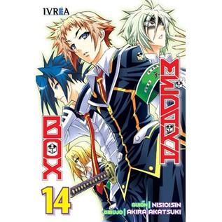 MEDAKA BOX 14 (COMIC)