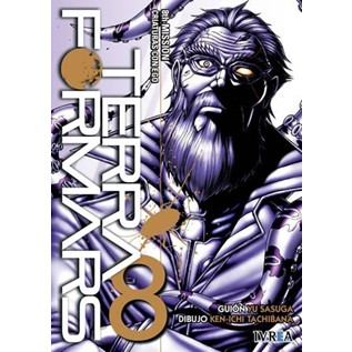 TERRA FORMARS 08 (COMIC)