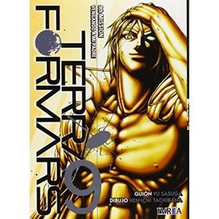 TERRA FORMARS 09 (COMIC)