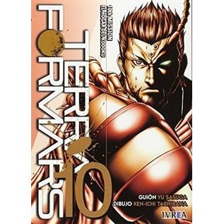 TERRA FORMARS 10 (COMIC)