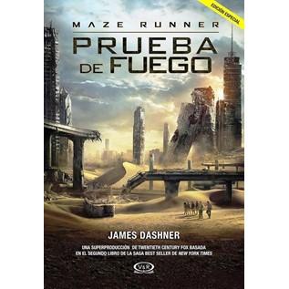 MAZE RUNNER 02: PRUEBA DE FUEGO (ED. ESPECIAL)