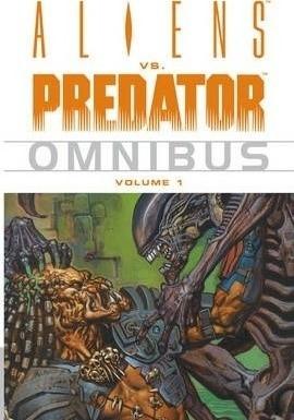 ALIENS VS PREDATOR OMNIBUS VOLUME 01 (ENGLISH)