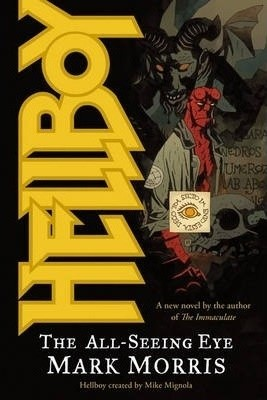 HELLBOY THE ALL-SEEING EYE (ENGLISH)