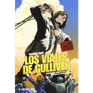 LOS VIAJES DE GULLIVER (NOVELA GRAFICA)