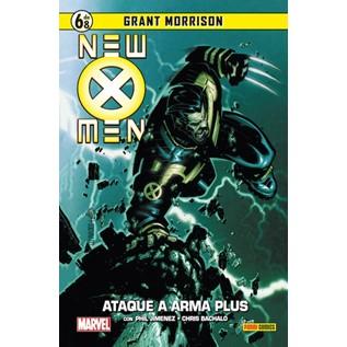 NEW X-MEN 06: ATAQUE A ARMA PLUS