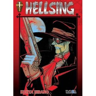 HELLSING 01 (NUEVA EDICION CON SOBRECUBIERTA)