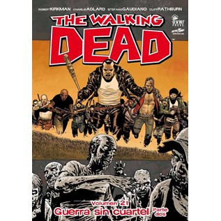 THE WALKING DEAD TOMO 21