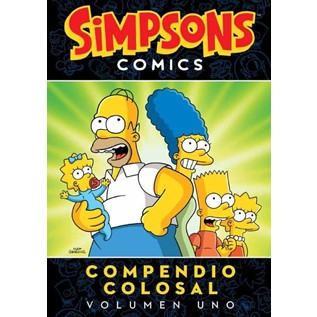 SIMPSONS COMPENDIO COLOSAL 01