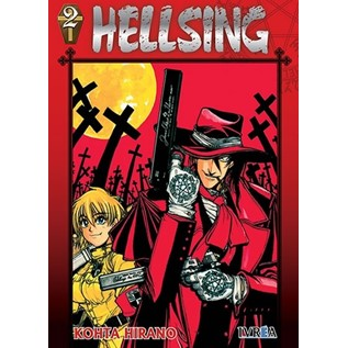 HELLSING 02 (NUEVA EDICION CON SOBRECUBIERTA)