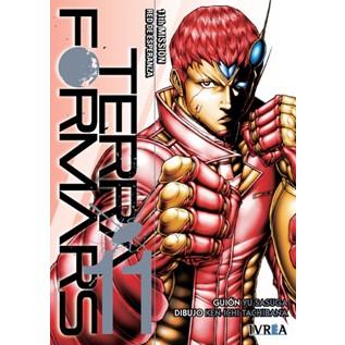 TERRA FORMARS 11 (COMIC)
