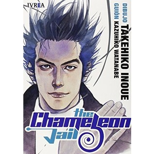 THE CHAMELEON JAIL (TOMO UNICO)