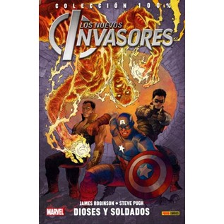 LOS NUEVOS INVASORES 01. DIOSES Y SOLDADOS