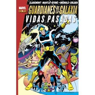 GUARDIANES DE LA GALAXIA: VIDAS PASADAS  (MARVEL GOLD)